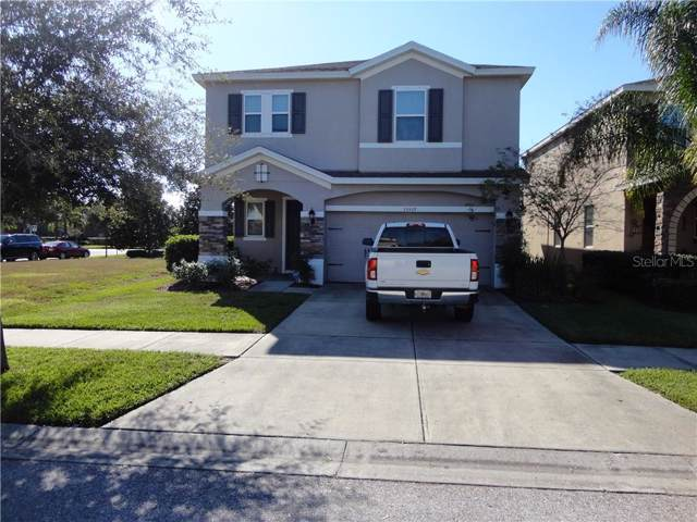15539 Long Cypress Drive, Ruskin, FL 33573 (MLS #A4453390) :: The Duncan Duo Team
