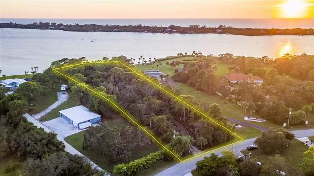 Lot 895 Bayshore Drive, Englewood, FL 34223 (MLS #A4453464) :: The BRC Group, LLC