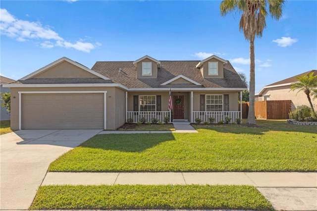 12025 Larson Lane, Parrish, FL 34219 (MLS #A4453474) :: Gate Arty & the Group - Keller Williams Realty Smart