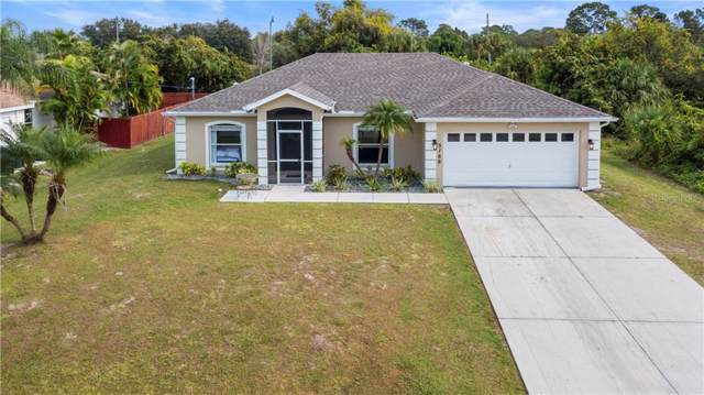 5166 Lovett Road, North Port, FL 34288 (MLS #A4453489) :: Cartwright Realty