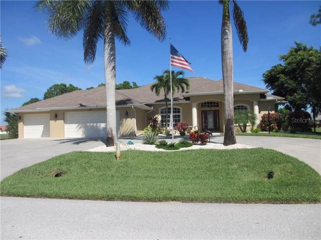 282 White Marsh Lane, Rotonda West, FL 33947 (MLS #A4453491) :: The Duncan Duo Team