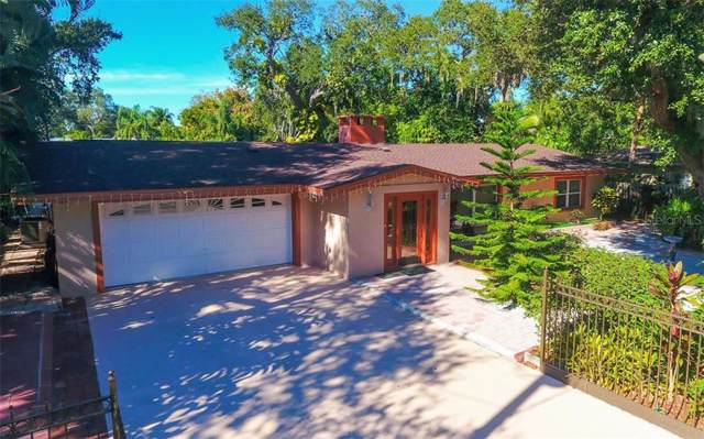 1763 Baywood Drive, Sarasota, FL 34231 (MLS #A4453505) :: Griffin Group