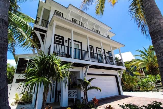 210 S Harbor Drive, Holmes Beach, FL 34217 (MLS #A4453548) :: Remax Alliance