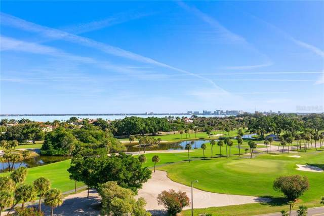 775 Longboat Club Road #707, Longboat Key, FL 34228 (MLS #A4453571) :: Remax Alliance