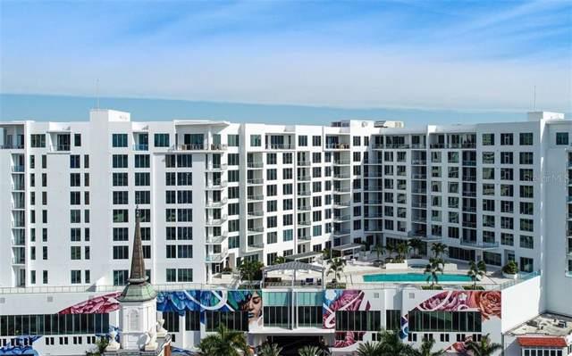 111 S Pineapple Avenue #606, Sarasota, FL 34236 (MLS #A4453605) :: CENTURY 21 OneBlue