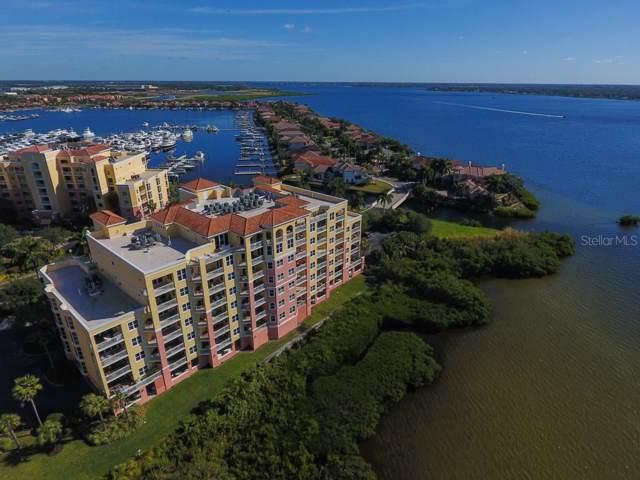 615 Riviera Dunes Way #102, Palmetto, FL 34221 (MLS #A4453606) :: Keller Williams Realty Peace River Partners