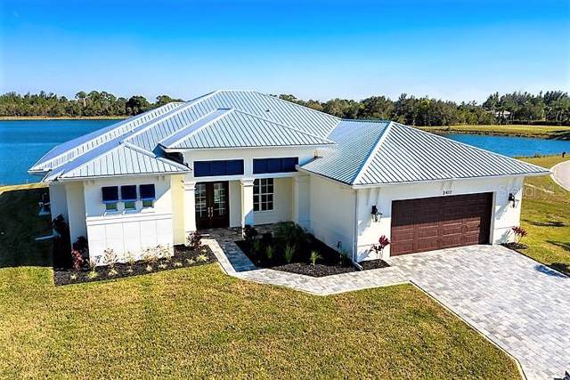 2410 Kismet Lakes Lane, Cape Coral, FL 33993 (MLS #A4453731) :: The A Team of Charles Rutenberg Realty