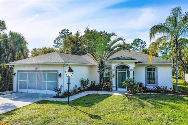 1561 Music Lane, North Port, FL 34286 (MLS #A4453836) :: The Robertson Real Estate Group