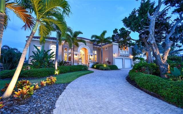 536 Outrigger Lane, Longboat Key, FL 34228 (MLS #A4453874) :: The Duncan Duo Team