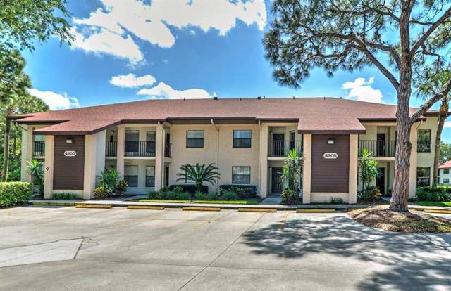 4305 45TH Avenue W #101, Bradenton, FL 34210 (MLS #A4453899) :: The Duncan Duo Team