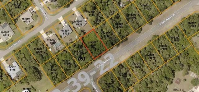San Mateo Drive, North Port, FL 34288 (MLS #A4453944) :: Premium Properties Real Estate Services