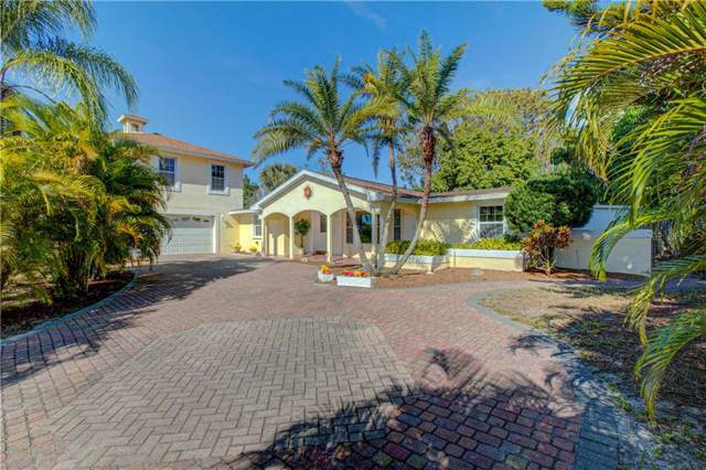 7833 Holiday Drive, Sarasota, FL 34231 (MLS #A4453945) :: The Duncan Duo Team