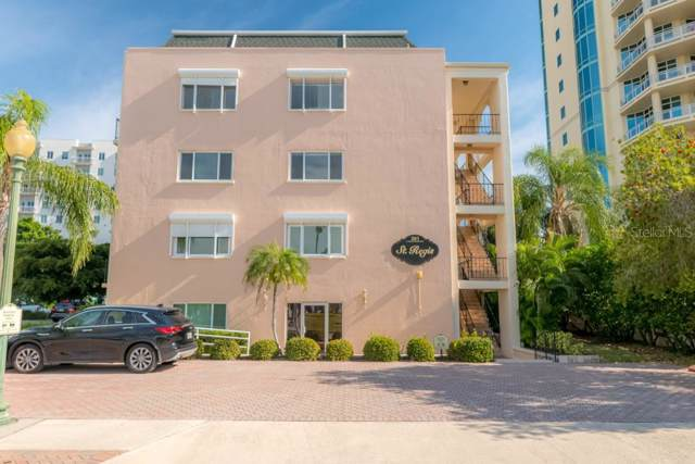 301 S Gulfstream Avenue #203, Sarasota, FL 34236 (MLS #A4453959) :: Alpha Equity Team
