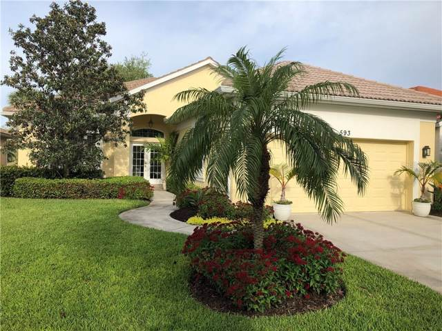 593 Misty Pine Drive, Venice, FL 34292 (MLS #A4454069) :: The Robertson Real Estate Group