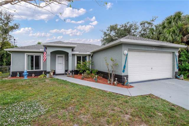 2472 Frankfort Court, North Port, FL 34288 (MLS #A4454077) :: Premium Properties Real Estate Services