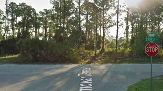 Lot 8 Sadnet Lane, North Port, FL 34286 (MLS #A4454084) :: Team Bohannon Keller Williams, Tampa Properties