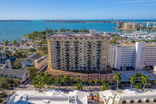 101 S Gulfstream Avenue 8B, Sarasota, FL 34236 (MLS #A4454132) :: Realty One Group Skyline / The Rose Team