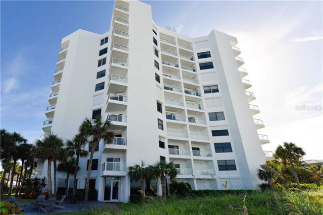 1050 Longboat Club Road #803, Longboat Key, FL 34228 (MLS #A4454175) :: Delta Realty Int