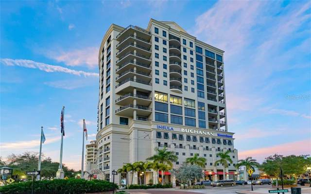 50 Central Avenue 16 SOUTH, Sarasota, FL 34236 (MLS #A4454416) :: Keller Williams on the Water/Sarasota