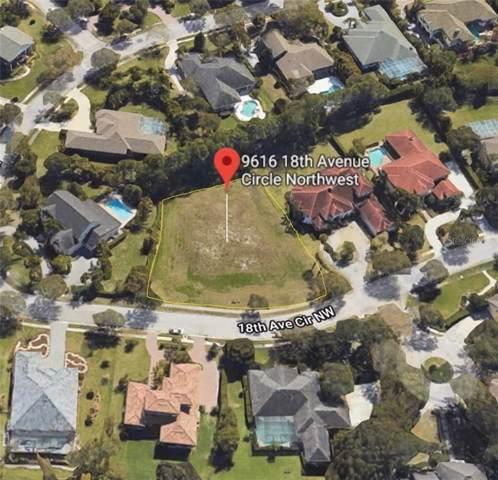 9616 18TH AVENUE Circle NW, Bradenton, FL 34209 (MLS #A4454567) :: Armel Real Estate