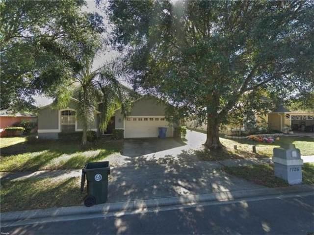 1726 Tealbriar Avenue, Oviedo, FL 32765 (MLS #A4454693) :: Griffin Group