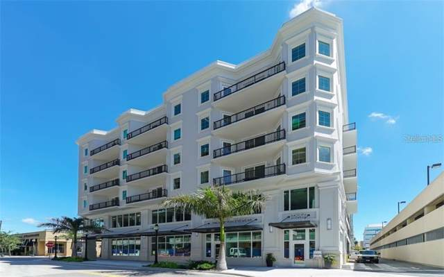1500 State Street #504, Sarasota, FL 34236 (MLS #A4455106) :: Premium Properties Real Estate Services