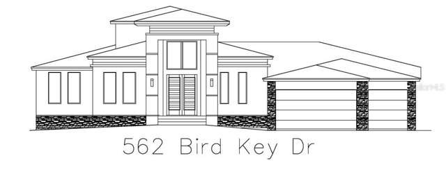 562 Bird Key Drive, Sarasota, FL 34236 (MLS #A4455197) :: McConnell and Associates