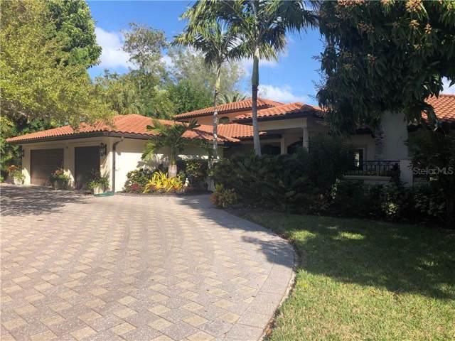 839 Siesta Key Circle, Sarasota, FL 34242 (MLS #A4455342) :: Team Bohannon Keller Williams, Tampa Properties