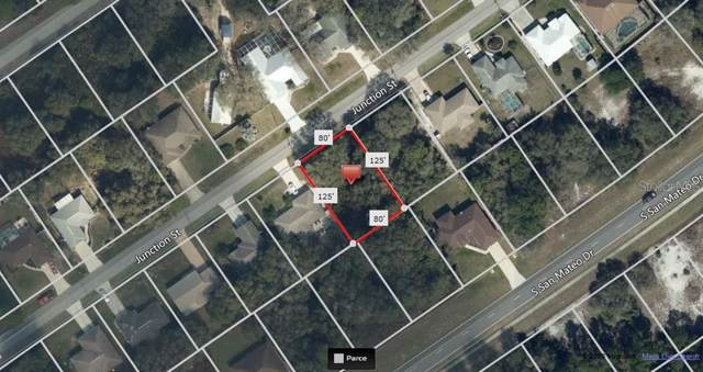Junction Street, North Port, FL 34288 (MLS #A4455469) :: Griffin Group