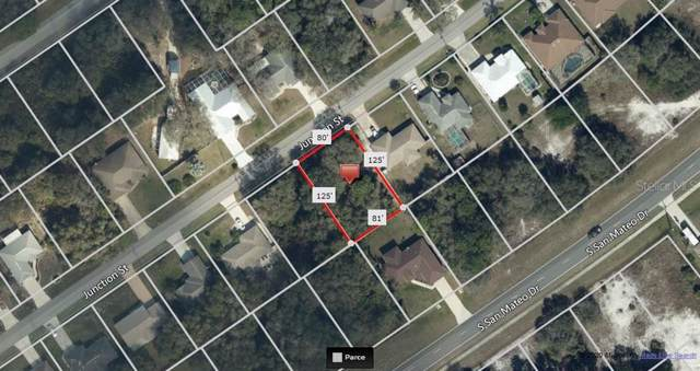 Junction Street, North Port, FL 34288 (MLS #A4455510) :: Griffin Group