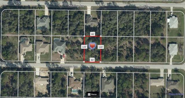 Corcoran Avenue, North Port, FL 34291 (MLS #A4455533) :: The Duncan Duo Team