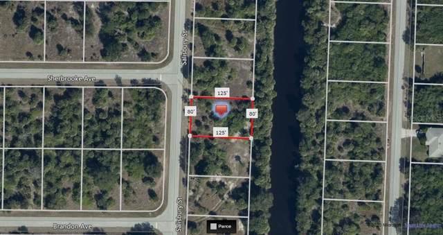 342 Salisbury Street, Port Charlotte, FL 33954 (MLS #A4455541) :: The Duncan Duo Team