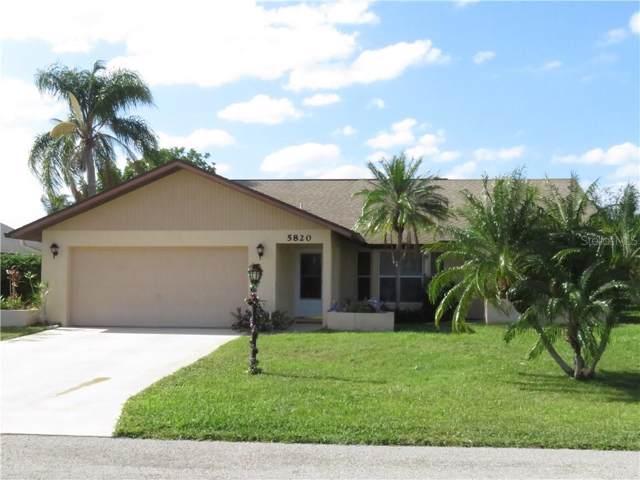 5820 Lincoln Road, Venice, FL 34293 (MLS #A4455666) :: Armel Real Estate
