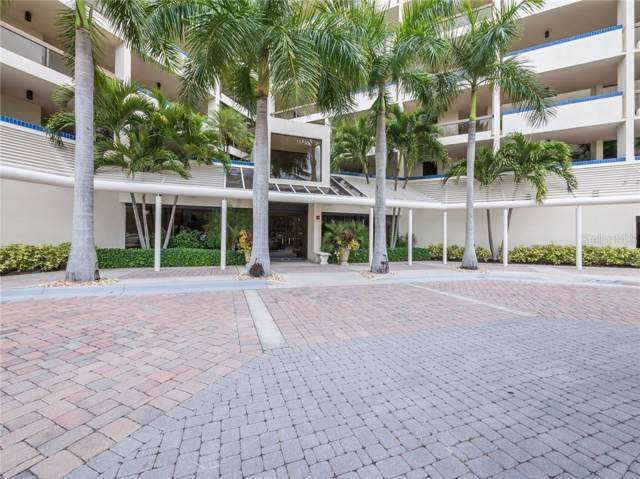 2016 Harbourside Drive #316, Longboat Key, FL 34228 (MLS #A4455803) :: Team Bohannon Keller Williams, Tampa Properties
