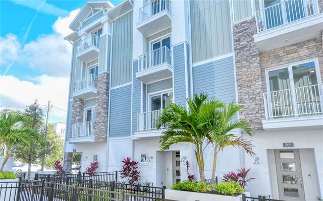 504 Laurel Park Drive, Sarasota, FL 34236 (MLS #A4456035) :: McConnell and Associates