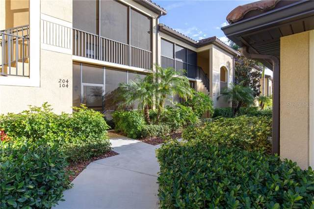 7305 River Hammock Drive #105, Bradenton, FL 34212 (MLS #A4456049) :: Premium Properties Real Estate Services