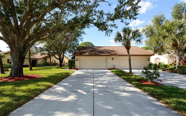 7130 Lakeside Drive #7130, Sarasota, FL 34243 (MLS #A4456055) :: 54 Realty