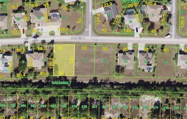 401 Gold Tree, Punta Gorda, FL 33955 (MLS #A4456061) :: 54 Realty