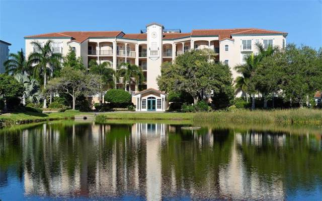 5420 Eagles Point Circle #402, Sarasota, FL 34231 (MLS #A4456078) :: McConnell and Associates