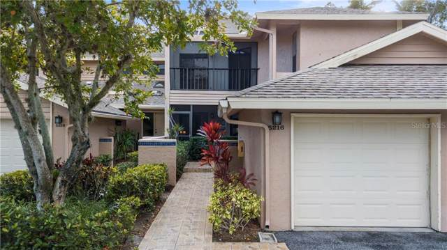 5216 Landings Boulevard #105, Sarasota, FL 34231 (MLS #A4456206) :: McConnell and Associates