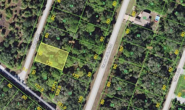 340 Sequoyah Drive, Port Charlotte, FL 33954 (MLS #A4456375) :: Premium Properties Real Estate Services