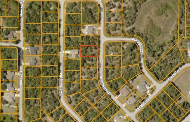 Helliwell Street, North Port, FL 34291 (MLS #A4456390) :: Cartwright Realty