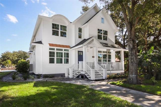 1802 Magnolia Street, Sarasota, FL 34239 (MLS #A4456398) :: 54 Realty
