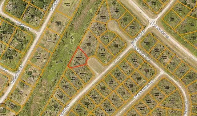 Address Not Published, North Port, FL 34288 (MLS #A4456438) :: GO Realty