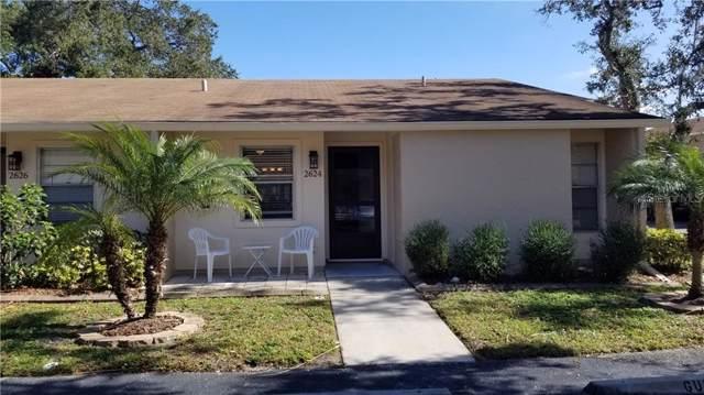 2624 Woodgate Lane G-6, Sarasota, FL 34231 (MLS #A4456465) :: Sarasota Home Specialists