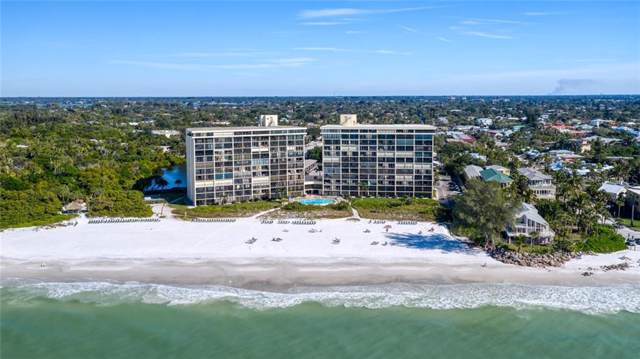 20 Whispering Sands Drive #603, Sarasota, FL 34242 (MLS #A4456493) :: The Comerford Group
