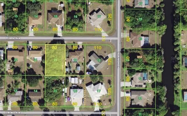 21085 Riddle Avenue, Port Charlotte, FL 33954 (MLS #A4456519) :: Griffin Group