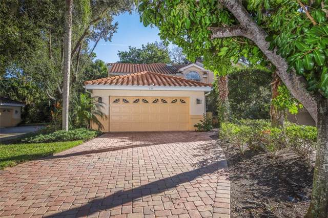 219 Woods Point Road, Osprey, FL 34229 (MLS #A4456524) :: Medway Realty
