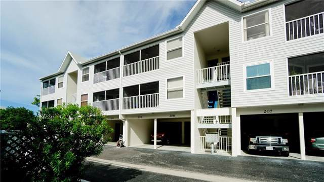 3601 E Bay Drive #108, Holmes Beach, FL 34217 (MLS #A4456563) :: The Comerford Group