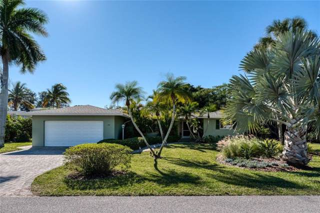 532 Rountree Drive, Longboat Key, FL 34228 (MLS #A4456564) :: Keller Williams on the Water/Sarasota